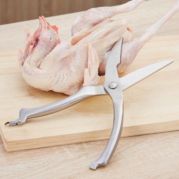 Kéo cắt gà inox đa năng
