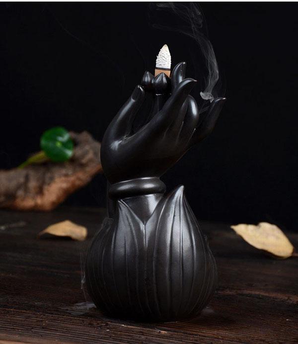 Bán sỉ thác khói trầm hương bồ tát tọa thiền