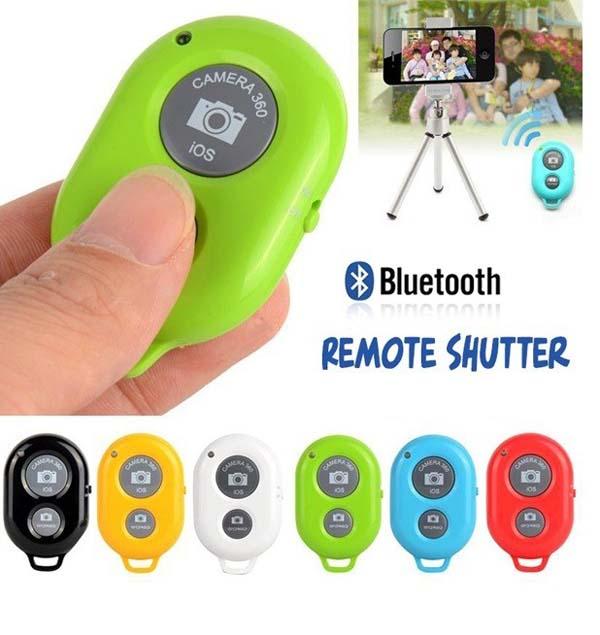 Remote bluetooth điều khiển chụp hình smartphone từ xa