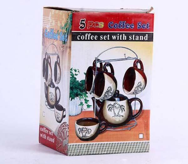 Bán buôn bộ ấm chén treo Coffee Set độc đáo