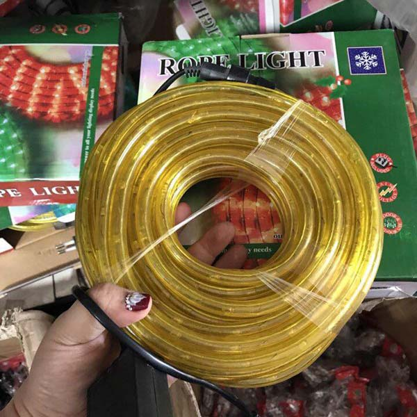 Bán sỉ dây đèn led trang trí Rope Light 10m