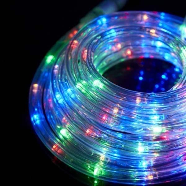 Bán buôn dây đèn led trang trí Rope Light 10m