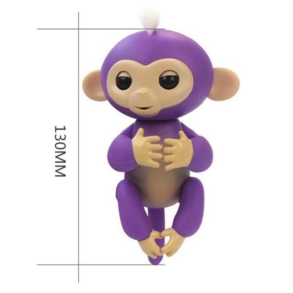 Bán sỉ đồ chơi tương tác khỉ ngón tay Finger Monkey Toys