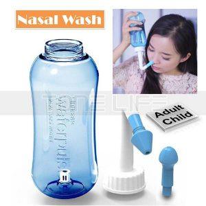 Dụng cụ rửa mũi Waterpulse chuyên dụng