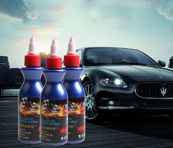 Dung dịch xóa vết xước sơn xe ô tô