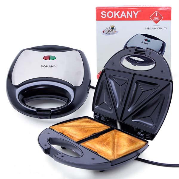 Máy nướng bánh Hotdog Sokany KJ-102