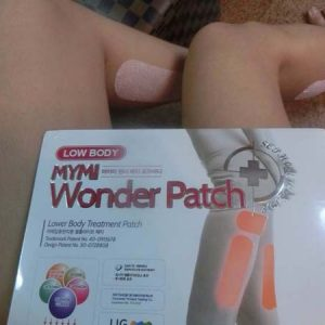 Miếng dán tan mỡ đùi Mymi Wonder Path