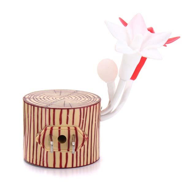 Bán buôn đèn ngủ cảm ứng hình hoa ly độc đáo