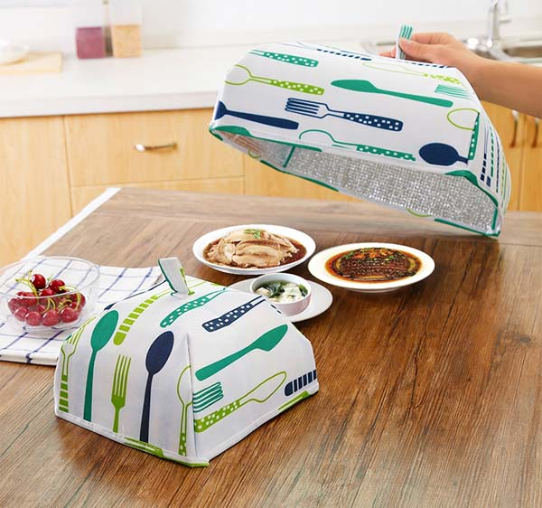 Bán sỉ lồng bàn giữ nhiệt thức ăn gấp gọn size to