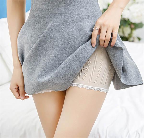 Quần lót đùi mặc trong váy co giãn 4 chiều