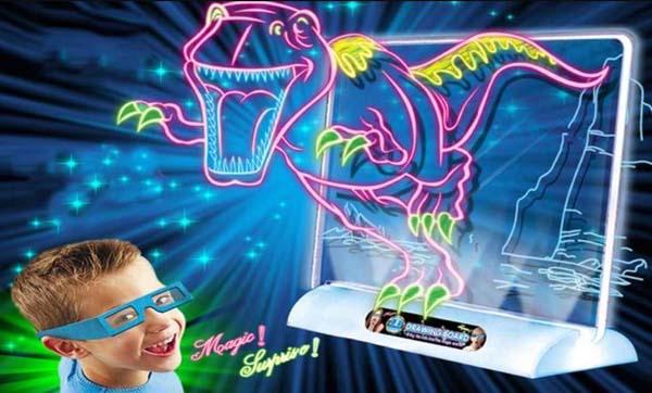Bán sỉ bộ tranh vẽ 3d ma thuật cho bé