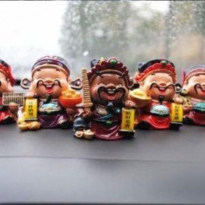 Bán buôn bộ tượng 5 ông thần tài