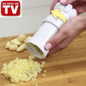 Dụng cụ băm tỏi ướt Garlic Master
