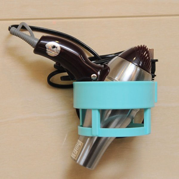 Dụng cụ treo máy sấy tóc tiện dụng
