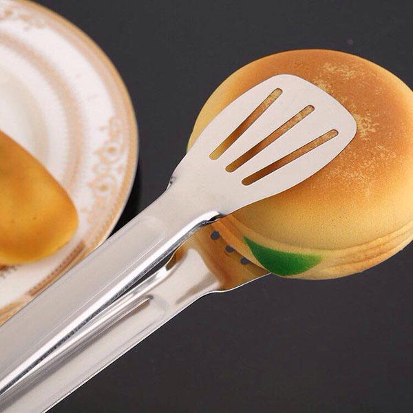 Bán buôn kẹp gắp thức ăn bằng inox tiện dụng