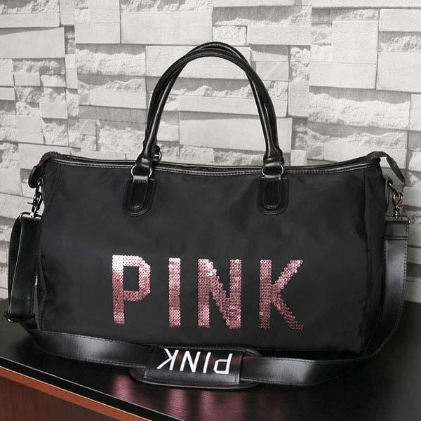 Bán buôn túi xách du lịch Pink giá rẻ