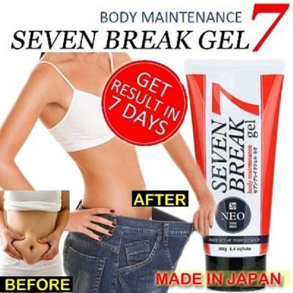 Bán buôn kem tan mỡ Seven 7 Break Nhật Bản