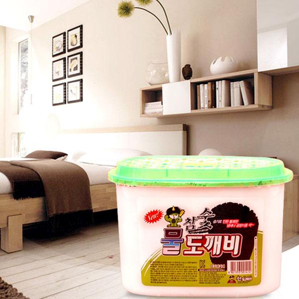 Hộp hút ẩm than củi Sandokkaebi – Hàn Quốc