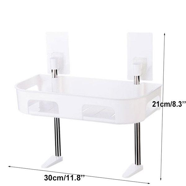 Bán buôn kệ để đồ nhà tắm hút chân không 1 tầng