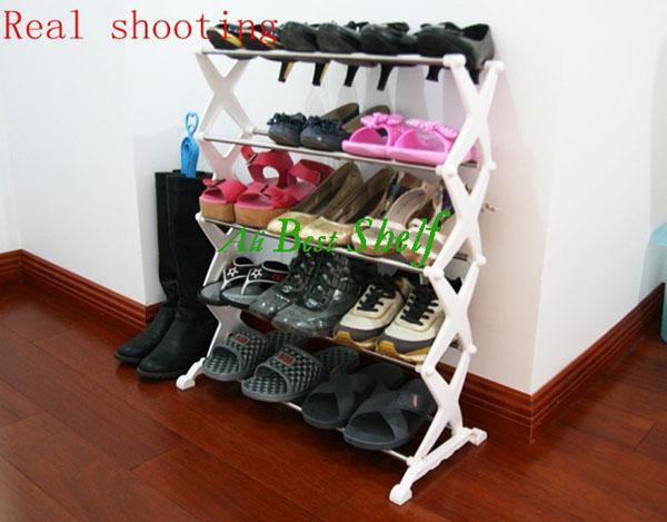 Bán buôn kệ để giày dép inox 5 tầng tiện dụng