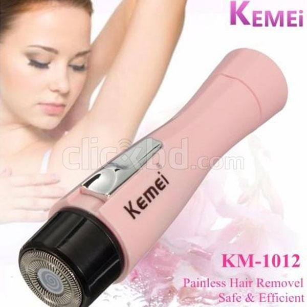 Máy cạo lông nách Kemei KM-1012