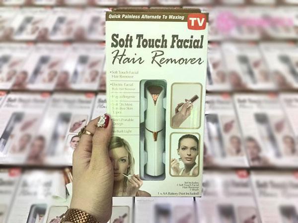Máy tẩy lông toàn thân Soft Touch Facial
