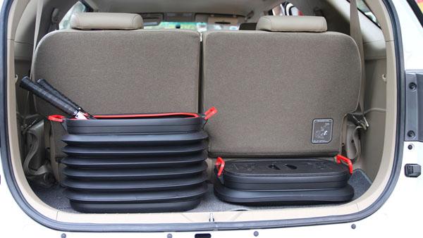 Bán buôn thùng đựng đồ co giãn cho ô tô 40 lít