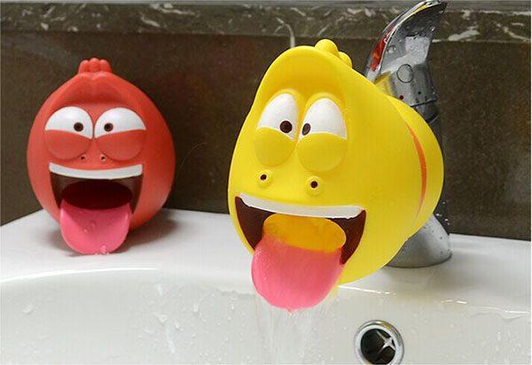 Bán sỉ vòi nước rửa tay sâu larva cho bé