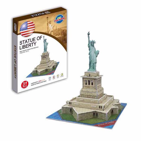 Bộ lắp ráp mô hình 16 kiến trúc nổi tiếng thế giới