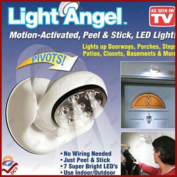 Đèn cảm biến hồng ngoại Light Angel cao cấp
