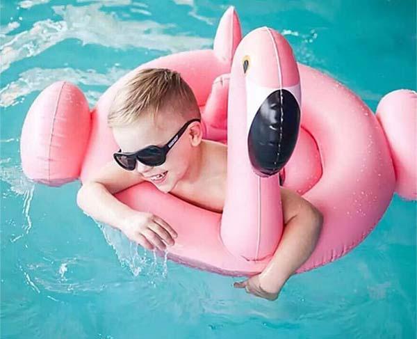 Bán buôn phao bơi cho bé hình thiên nga