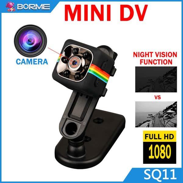 Camera hành trình siêu nhỏ SQ11 Full HD