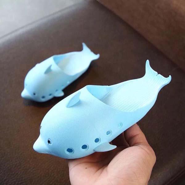 Dép cá heo đáng yêu cho bé