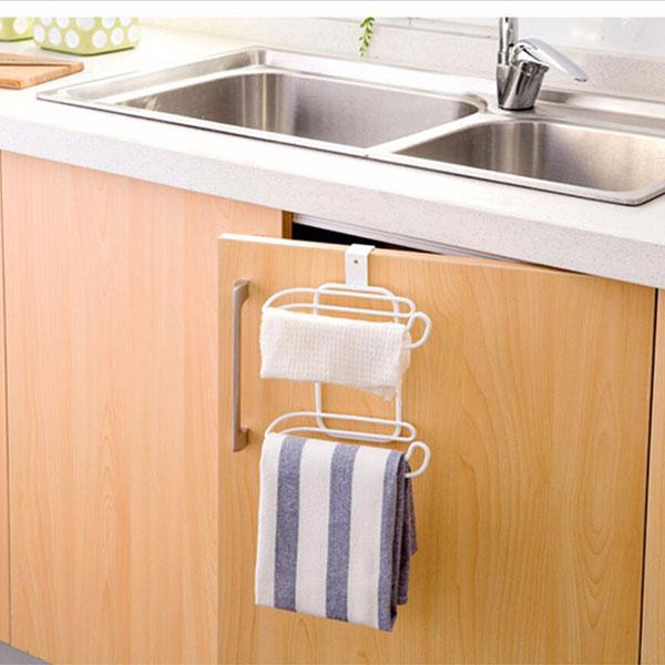 Móc treo giấy vệ sinh đa năng