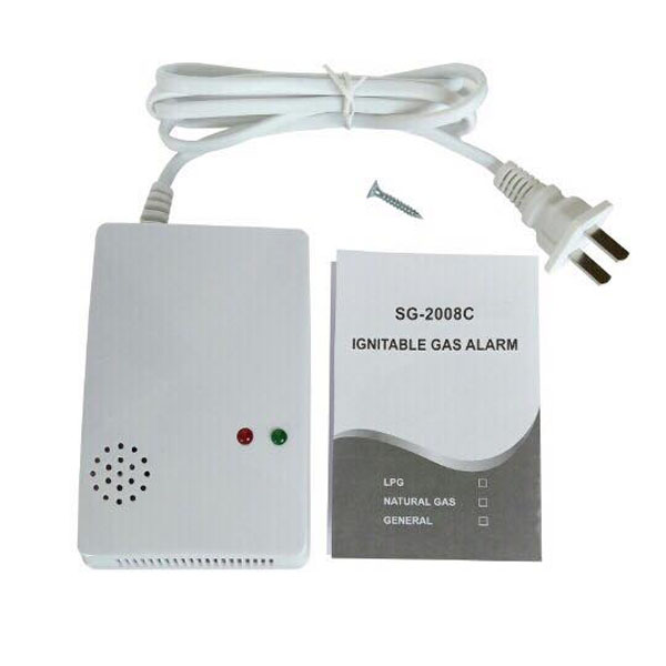 Bán buôn thiết bị báo rò rỉ gas SG-2008C
