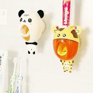 Dụng cụ lấy kem đánh răng hình thú đáng yêu