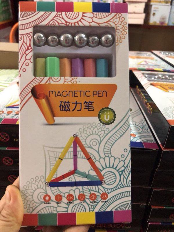 Bán buôn bút bi nam châm Magnetic pen độc đáo