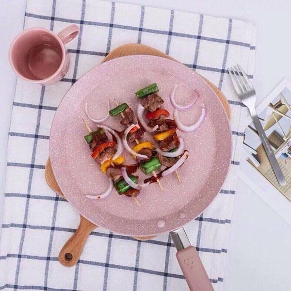 Chảo làm bánh tráng Nhật Bản 20 cm