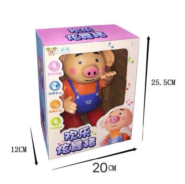 Bán buôn đồ chơi chú heo Pegpa Pig biết nhảy biết hát
