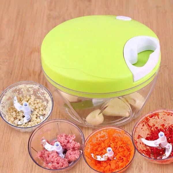 Bán sỉ dụng cụ băm nhỏ thực phẩm Easy Spin Cutter