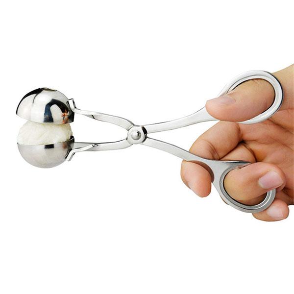 Bán sỉ dụng cụ kẹp thịt viên chả viên inox Meatball Clip