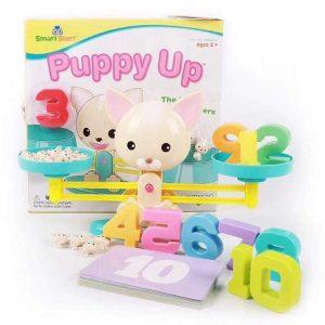 Bán buôn Đồ chơi bàn cân toán học Puppy Up cho bé
