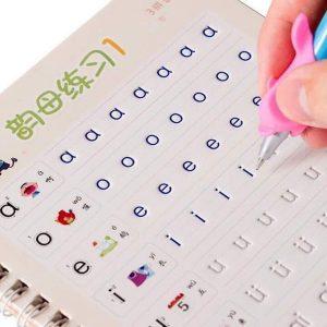 Bán buôn Bộ 3 vở tập tô tập viết tự xóa kèm bút cho bé