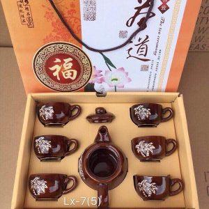 Bộ ấm chén Coffee Set xuất Nhật kèm hộp sang trọng