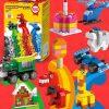 Bán sỉ Bộ xếp hình Lego 1000 chi tiết mới cho bé