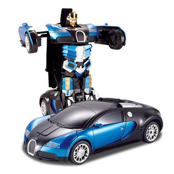 Đồ chơi ô tô biến hình robot cho bé
