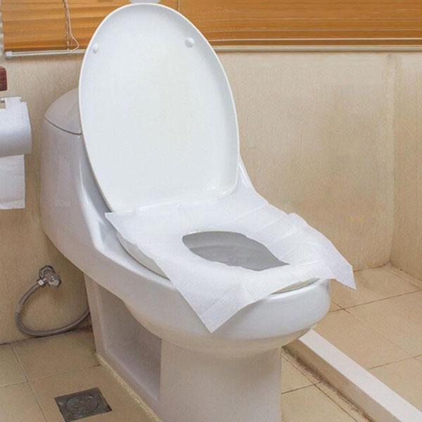 Hộp 250 miếng lót bồn cầu Toilet seat cover