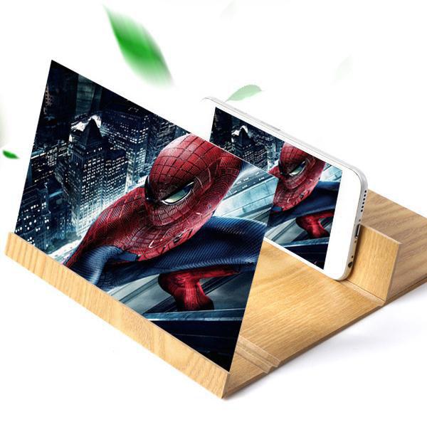 Kính phóng to màn hình điện thoại 4D