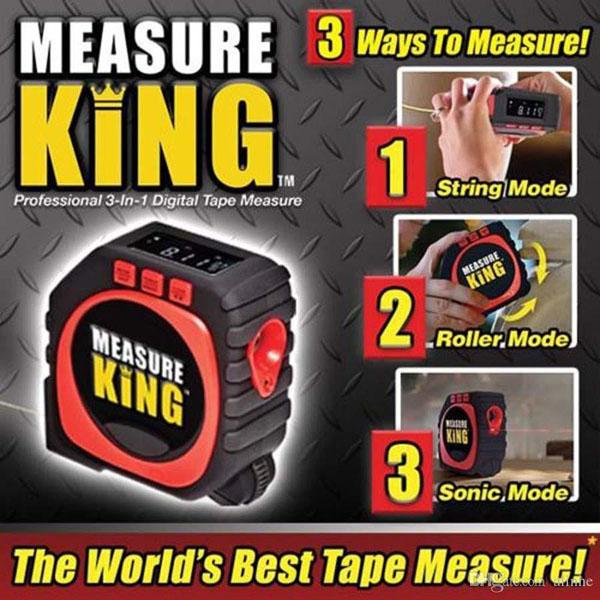 Thước đo điện tử Measure King 3 trong 1