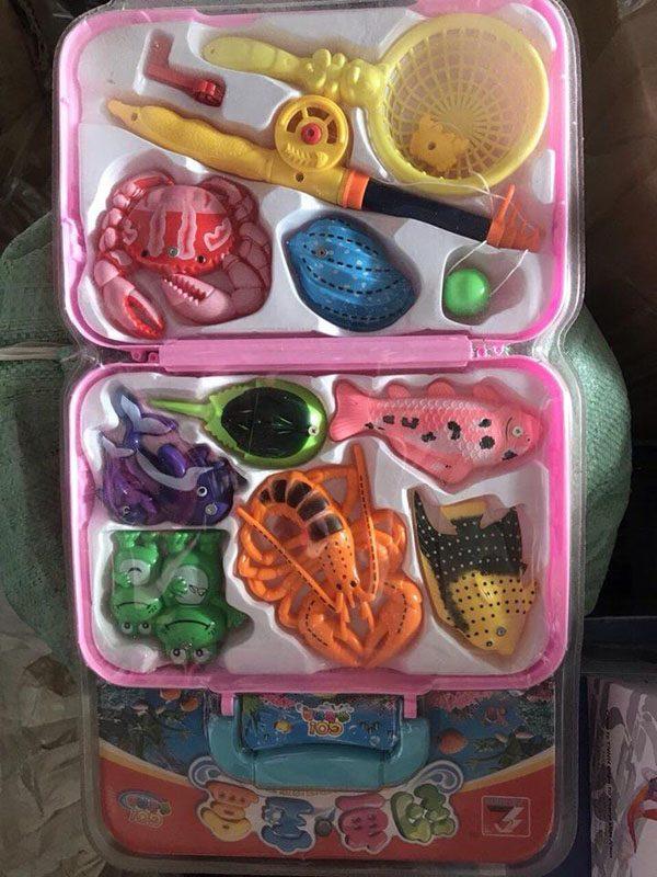 Bộ đồ chơi câu cá giá rẻ cho bé